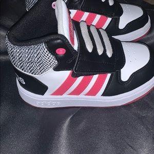 Toddler Girls size 6 Adidas